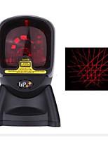 Scanner piattaforma laser, scanner di codici a barre, interfaccia USB