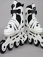 Unisex-scarpe da ginnastica-Tempo libero / Sportivo-Scarpe con rotelleSintetico-Nero e bianco