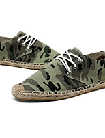 Women's Shoes Canvas Spring / Summer / Fall Comfort Flats Casual Flat Heel Others Black / Blue / Green / White / Orange