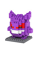 Pocket Little Monster Gengar ABS Super Mini 120 Pieces Diamond Blocks