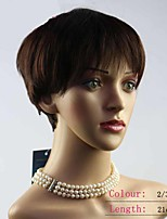 Short Bob Hair Wigs White Women European Synthetic Black Women Wigs Short Wigs