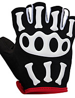 Half Finger Breathable Cycling Gloves Bike Gloves Bicycle Gloves Biking Gloves Shock-absorbing Gel Pad