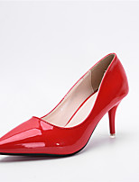 Women's Shoes  Fall Heels / Pointed Toe / Closed Toe Clogs & Mules Dress Stiletto Heel Others Black / Pink / Red