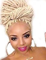 Havanna / Gehäkelt Twist Braids Haarverlängerungen 20 Inch Kanekalon 20 Strand 90g Gramm Haar Borten