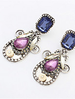 Stylish Atmosphere Diamond Earrings