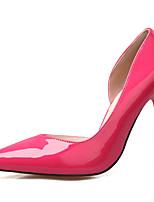 Da donna-Tacchi-Serata e festa-A punta-A stiletto-PU (Poliuretano)-Nero / Rosa / Rosso / Grigio / Borgogna