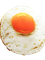 The Creative Poached Egg Pillow Washable Cushion Personality Fried Eggs Gift