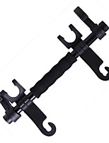 Car Seat Strap Handrail Double Hook, Beverage Rack Hook, A Hook Arm Three R-1021