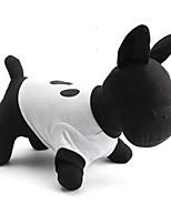 Gatti / Cani T-shirt Bianco Estate / Primavera/Autunno Halloween Halloween, Dog Clothes / Dog Clothing-Other