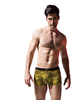 BONAS Men's Modal Boxer Briefs #-NK3149