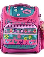 Women-Formal / Casual-Nylon-Backpack-Purple / Fuchsia