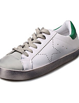 Women's Shoes PU Spring / Summer / Fall Wedges Fashion Sneakers Outdoor / Athletic