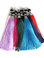 Hangers Polyester n.v.t. Marineblauw / Fuchsia / zwart / geel / rood / blauw / groen / purper / roze 2Pcs