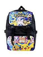 Cartoon Game Pocket Little Monster Backpack Bag-C