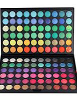 120 couleurs fard à paupières nude comestic longue maquillage beauté durable