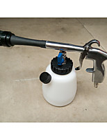 A Cleaning Tool With A Brush Cleaning  Interior Pneumatic Cleaning Tool