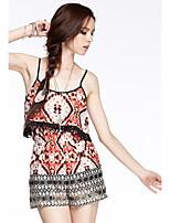 Heart Soul® Women's Mid Rise Shorts Orange Casual Pants-W2640150BU8C
