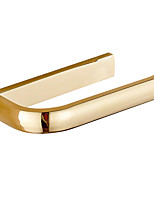 Toilet Paper Holder / Polished Brass / Wall Mounted /20*10*5 /Brass /Contemporary /20 10 0.234