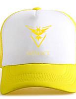 Pocket Little Monster Instinct Yellow Adjustable Tennis Cap