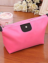Women-Formal-PVC-Clutch-Pink / Blue / Red / Black