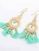Ladies fashion wind circle Earrings