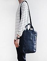 Unisex-Professioanl Use-Nylon-Storage Bag-White / Blue