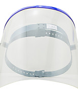salpicaduras de aceite transparente máscaras de protección auricular máscaras de protección de plexiglás