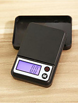 Accuracy 0.1g Largest Weighing 0.5kg Mini Electronic Jewelry Portable Pocket Electronic Scales