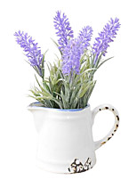 Silk Lavender Artificial Flowers