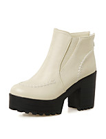 Women's Shoes  Heels / Platform / Fashion Boots Boots Outdoor / Office & Career / Casual Chunky Heel  &16-2