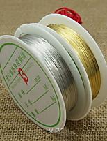 DIY Jewelry 0.3mm Copper Line