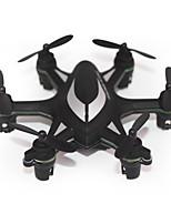HuaJun W609-5 Zumbido 6 ejes 4 canales 2.4G RC Quadcopter Iluminación LED / Vuelo invertido de 360 grados