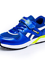 Boys' Shoes Athletic / Casual Tulle Sneakers / Flats Spring / Summer / Fall Comfort /  Magic Tape/Braided StrapBlue