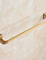 Towel Bar / Brushed / Wall Mounted /60*15*10 /Brass /Antique /60 15 0.61