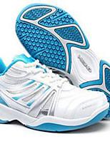 Unissex-TênisRasteiro-Azul-Couro Ecológico-Para Esporte