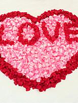 The Simulation Of Rose Petals Wedding Decoration(Set Of 50)