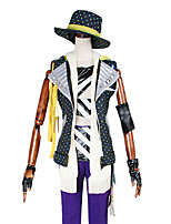 B-PROJECT~*Ambitious~Aizome Kento Cosplay Costume Suit