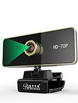 rapporto di risoluzione 720p HD BLUELOVER-70P fotocamera CMOS webcam di incontro e tv