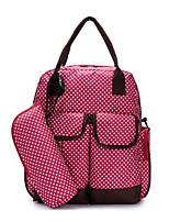 Women-Formal-PU-Shoulder Bag-Red