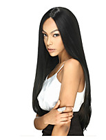 Black Color Cosplay Synthetic Wigs Cheap Straight Wigs For Black Women Wigs