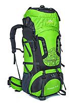 80 L Backpack  Rucksack Camping & Hiking  Climbing  Traveling Outdoor  Leisure SportsWaterproof  Heat Insulation