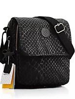 Men-Outdoor-Polyester-Shoulder Bag-Black