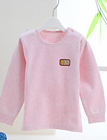 Baby Solid Clothing Set-Cotton-Winter / Spring / Fall-Blue / Red / Gray