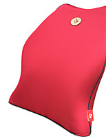 39*50 Cotton Car Seat Back Red