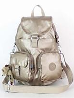Women-Formal-PU-Shoulder Bag-Gold