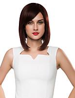 los centros para el cabello virgen moda glamorosa peluca tejidas a mano 7 clases de opción del color