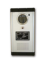 The Villa Building Intercom System HD Hands-Free Video Intercom Doorbell HLFBSCM99-N1-2