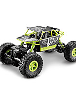 Buggy (Off-road) JJRC Hummer 1:20 Brushless Electric RC Car Green Unassembled Kit