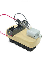 Compact car brush sweeping robot hand diy educational science toys