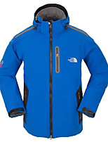 The North Face Men's Gore Tex Softshell Jacket Outdoor Sports Trekking Climbing Hiking Waterproof Windproof Full Zipper